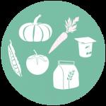 Alimentación saludables para niños - Bebés a partir de 6 meses