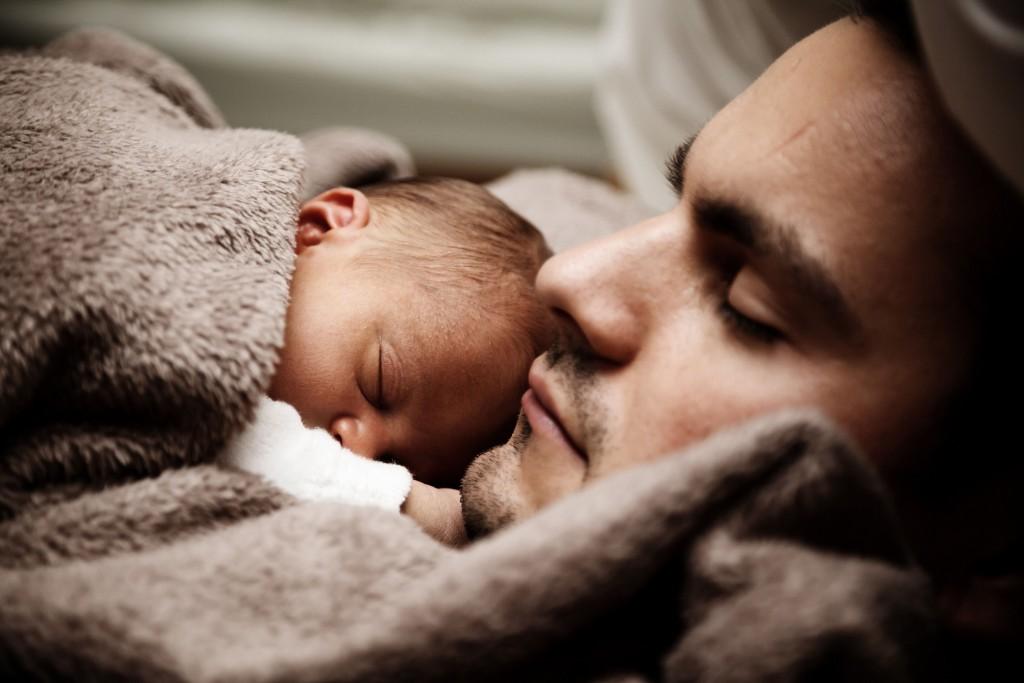 el padre y la lactancia