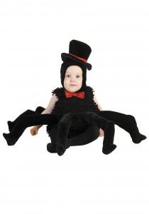 Disfraz de araña para Halloween