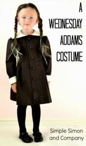 Disfraz de Miércoles para Halloween