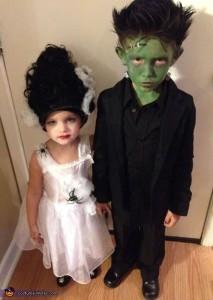 Disfraz de Frankenstein DIY Halloween