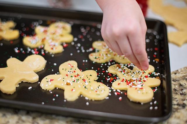 Postres fáciles para hacer con niños - Galletas de mantequilla