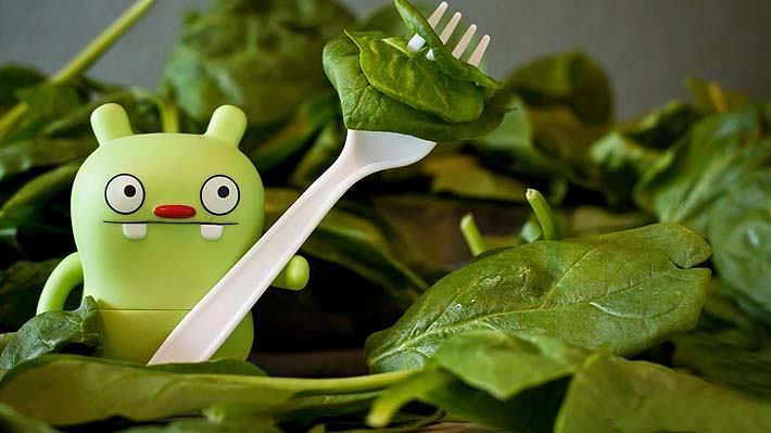 trucos para que los niños coman verdura