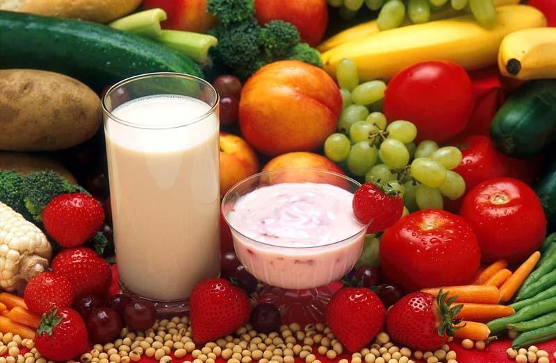 alimentos saludables para evitar la obesidad infantil