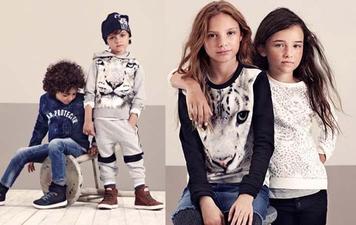 73381616b Así es la colección de ropa para niños de H M