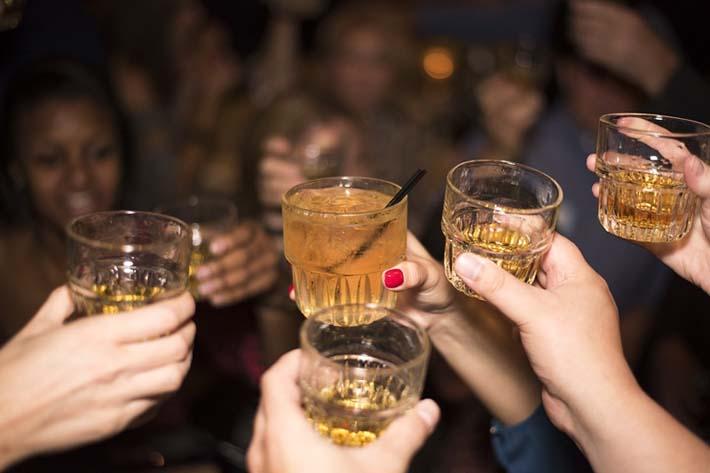 El alcohol en nuestros hijos