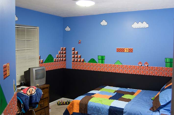 metodo Montessori para decorar habitación infantil