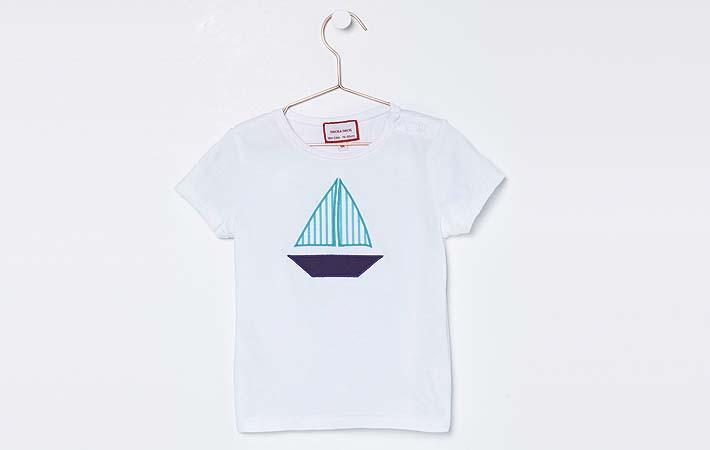 Camiseta de niño rebajas verano 2017 Neck & Neck