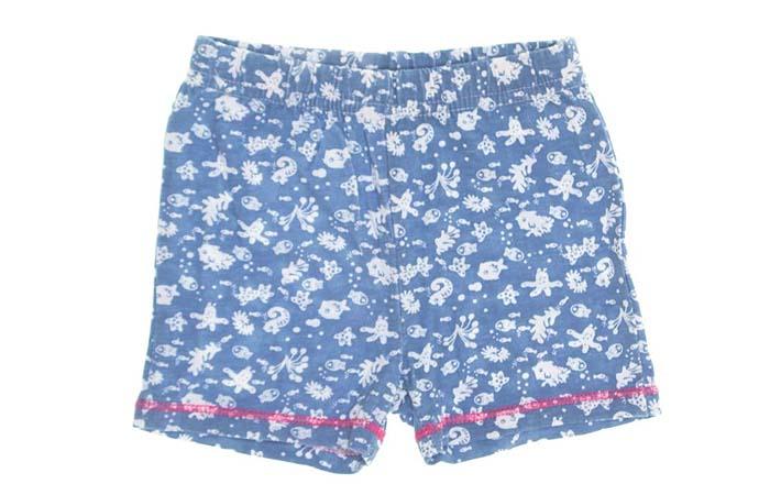 Pantalones cortos para niño rebajas verano 2017 percentil