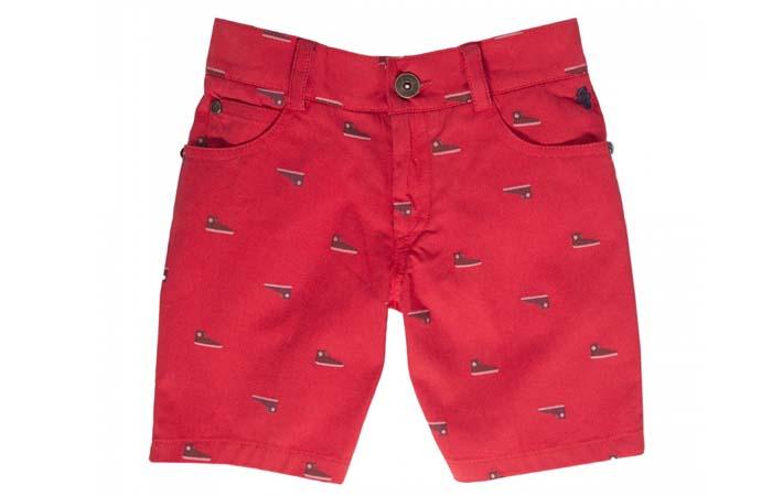 Pantalones cortos para niños rebajas verano 2017 Pili Carrera
