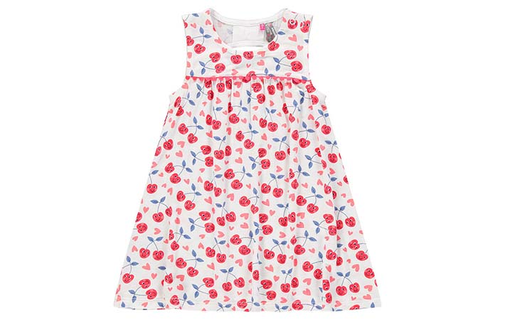 Vestido de bebé rebajas verano 2017 Orchestra ropa infantil