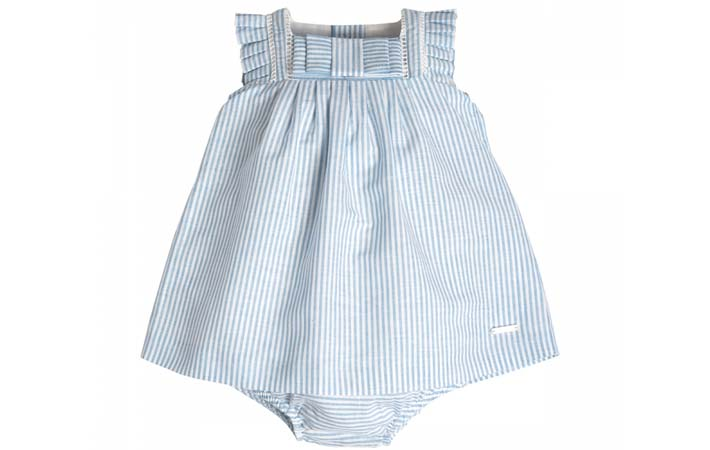 vestido de bebé rebajas verano 2017 Pili Carrera