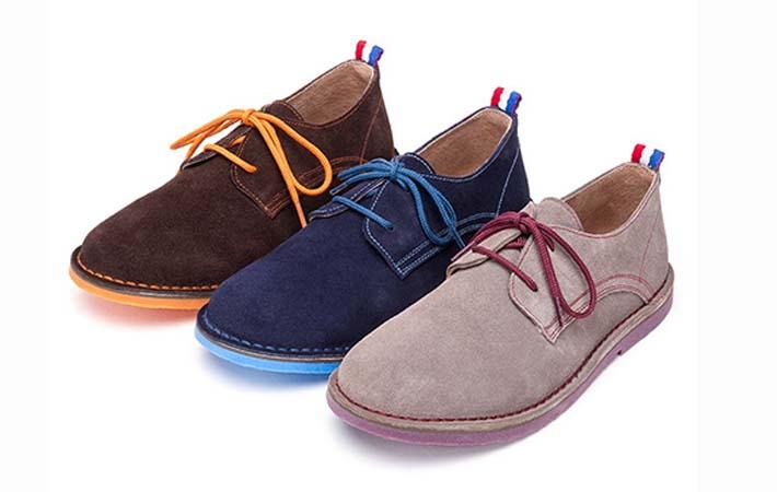 Zapatos blucher rebajas verano 2017 Pisamonas