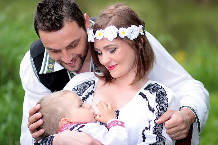 imagen de lactancia materna