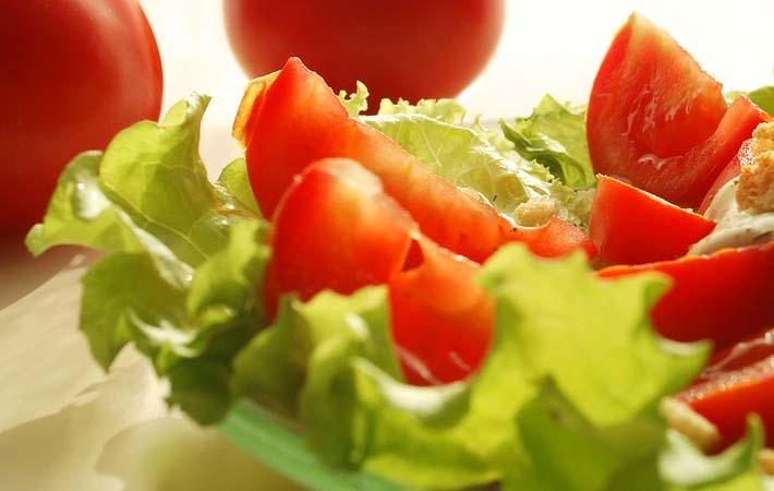 Verdura en la alimentación infantil