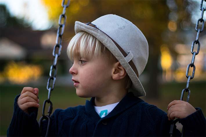 niño con TDAH