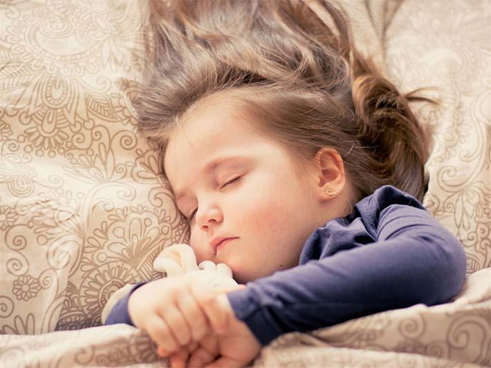 Sueño de una niña