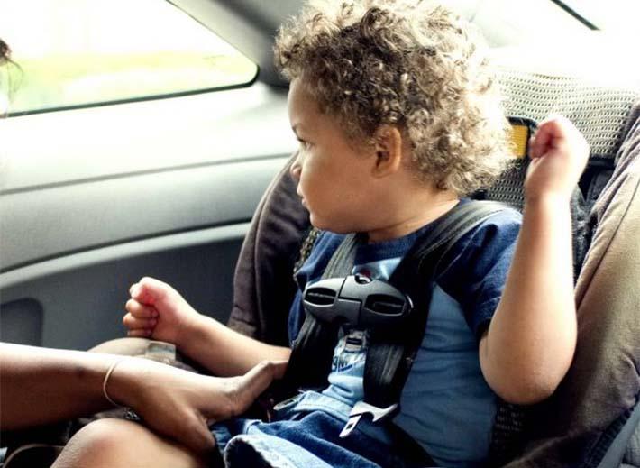 Seguridad en carretera para los niños