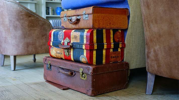 maletas para viajar