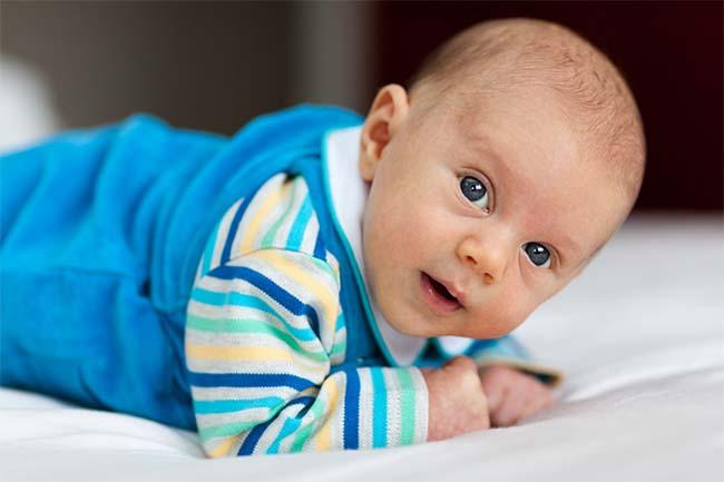 gases en el bebé