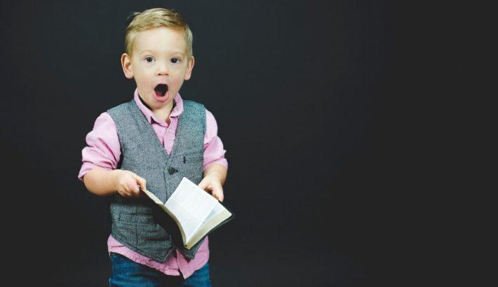 hábito de la lectura en los niños