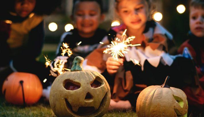 planes para celebrar Halloween 2018
