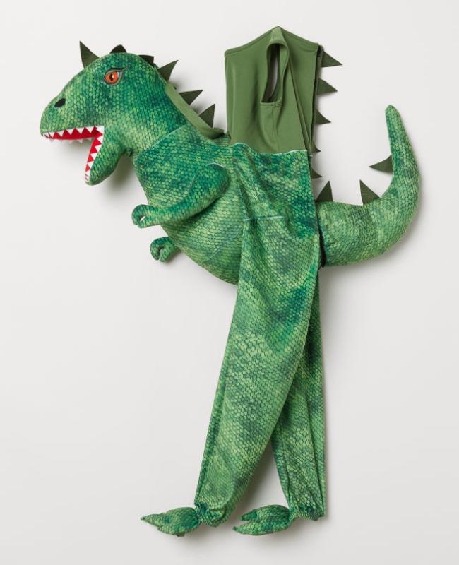 disfraz de dragón