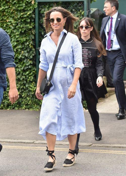 pippa middleton looks