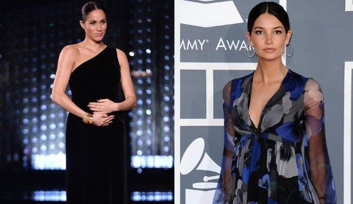 5db5f978e Los mejores vestidos de fiesta de las famosas embarazadas que darán a luz  en 2019