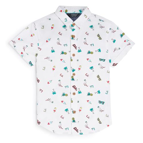 camisa de bebé primark