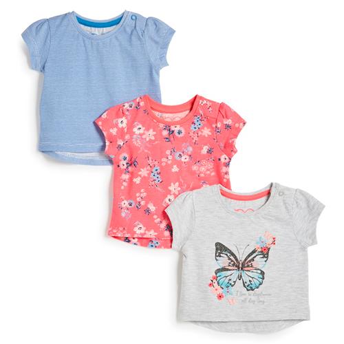 camisetas para bebé de primark