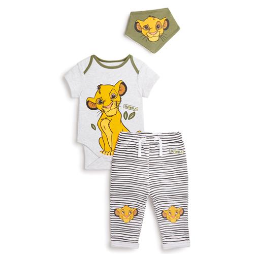 simba ropa de bebé