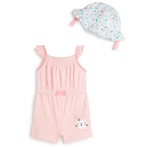 conjunto rosa para bebé de primark