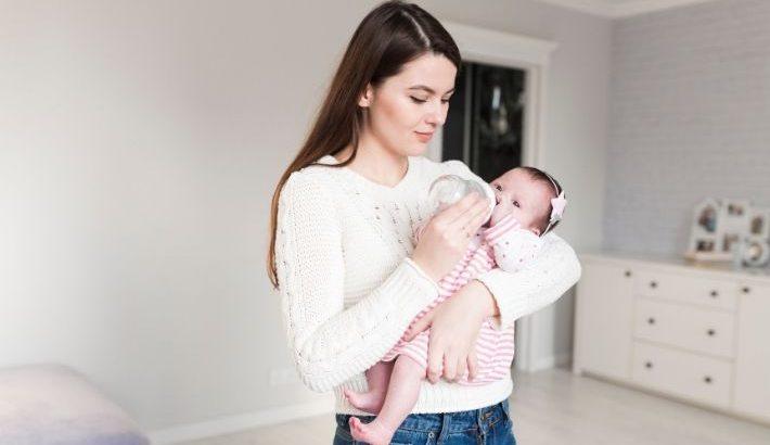 reflujo gastroesofágico en los bebés