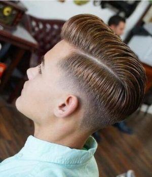 cortes de cabello niños 2019